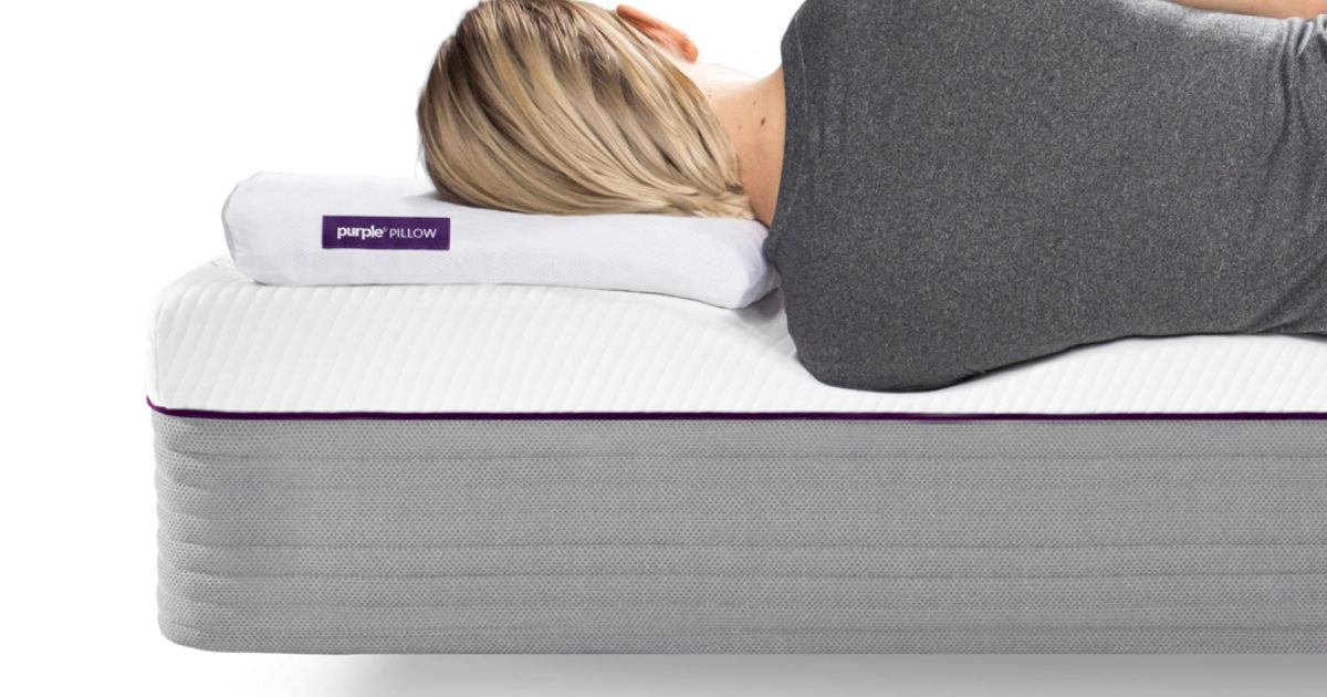 The Purple Pillow Ideas