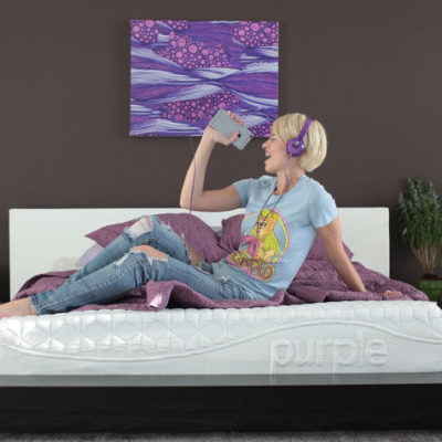Buy The Original Purple® Bed - Free Shipping & Returns, 100-Night Trial