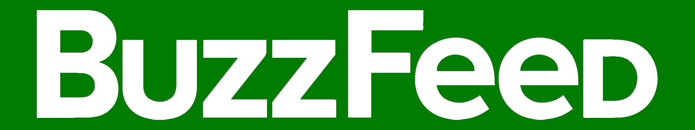 Buzzfeed Logo White