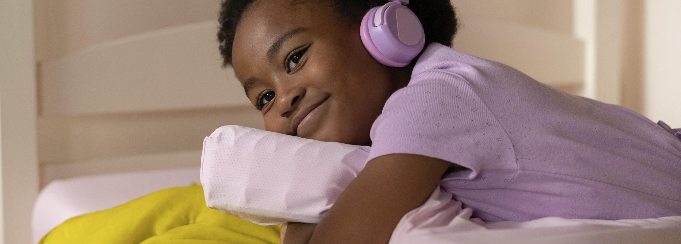 Kid Pillow Desktop Hero