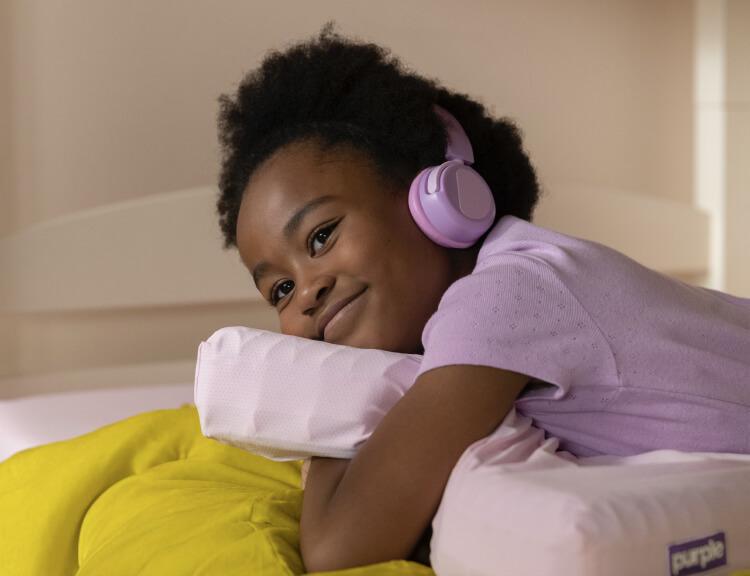 Kid Pillow Mobile Hero