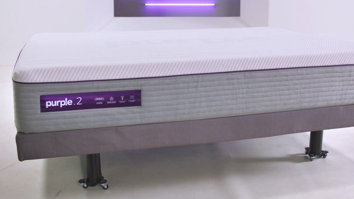 Materassi Clouds Memory Foam.The New Purple Mattress Is Engineered For Every Body Purple