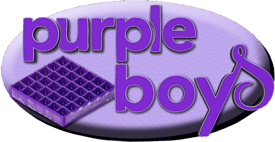 Purple Boys Logo