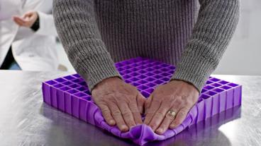Purple Gel Video