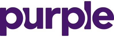 Purple Logo Transparent Background