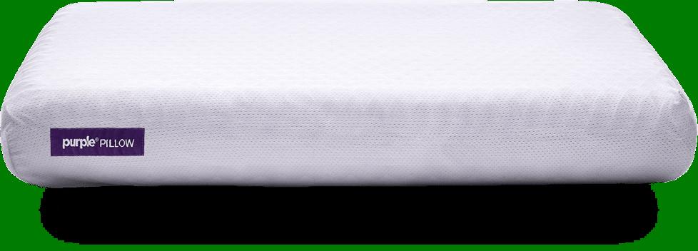 Purple Pillow Transparent