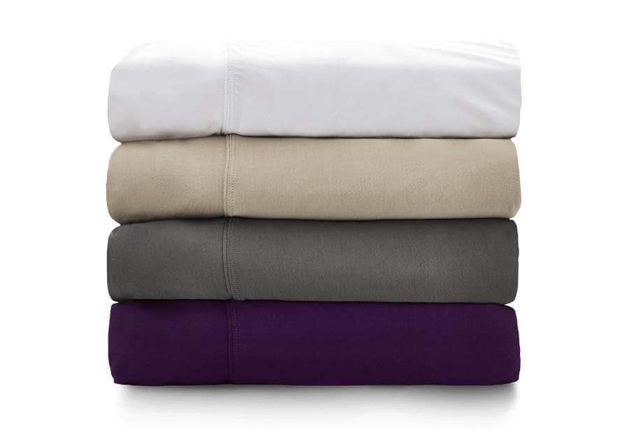 Sheets All Colors Stacked