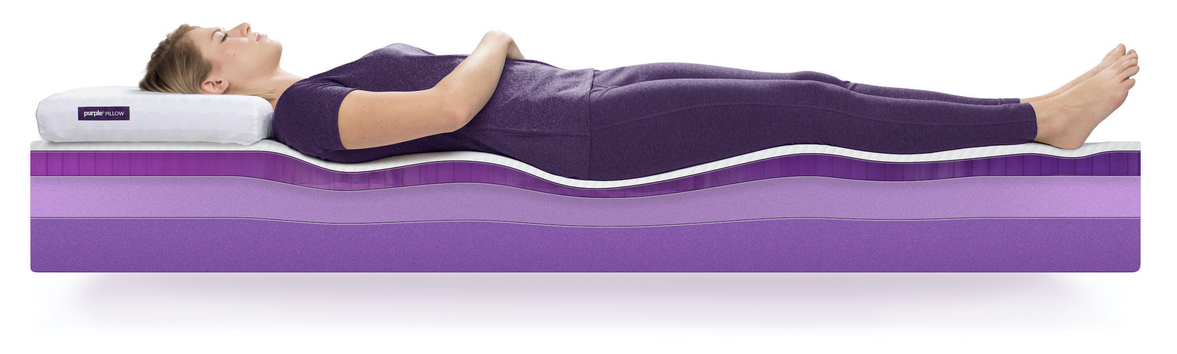 Sleeper Purple Mattress