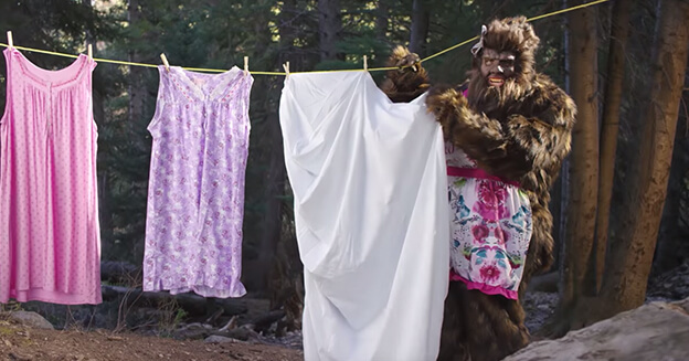 Mama Sasquatch: The Purple™ Mattress Protector